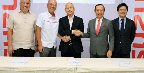 Isuzu Philippines inks 2 Mindanao dealership agreements image