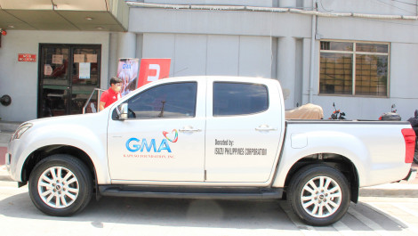 ISUZU PHILIPPINES SUPPORTS GMA KAPUSO FOUNDATION IN FIGHT AGAINST COVID-19 thumbnail