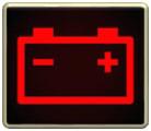 Generator Warning Light